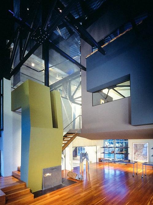 Industrial Loft Residence