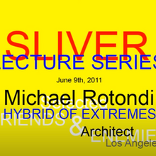 VIDEO : 'Hybrid of Extremes' Lecture