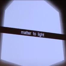 VIDEO : Matter to Light - Portland CSI Forum Keynote