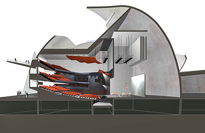 proj_CHINA hefei_029 MAIN THEATRE SECTIO