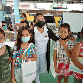 COVID-19 Education Response Update: 750 girls reached with Safe-At-Home Packs across Metro Cebu