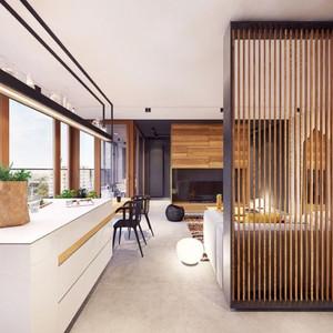 cloisonner sans cloisonner la claustra solution miracle meridien zero architecte d. Black Bedroom Furniture Sets. Home Design Ideas