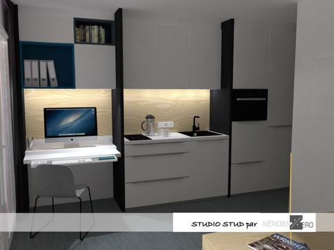 2 STUDIO STUD Desk Kitchen Night - copie