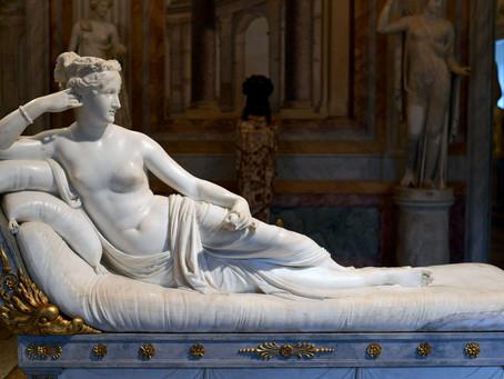 Podcast Episode 29: Venus Victrix by Antonio Canova