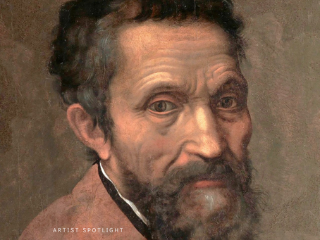 Artist Spotlight: Michelangelo