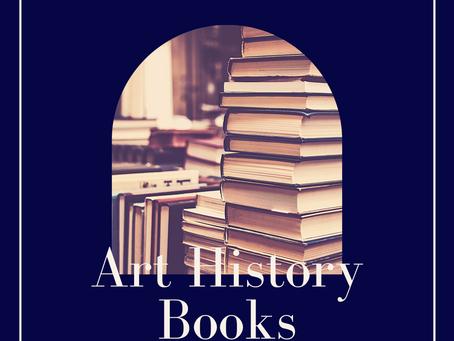 My Favorite Art History Books