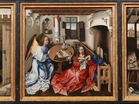Podcast Episode 16: The Merode Altarpiece