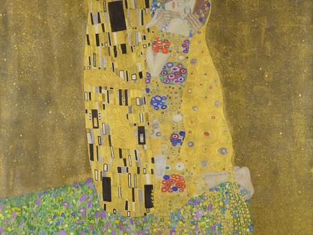 Podcast Episode 42: The Kiss by Gustav Klimt