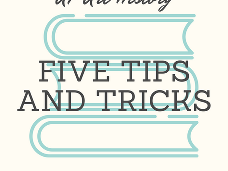 AP Art History: Five Tips and Tricks