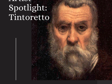 Artist Spotlight: Tintoretto