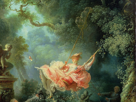 Podcast Episode 27: The Swing by Jean-Honoré Fragonard