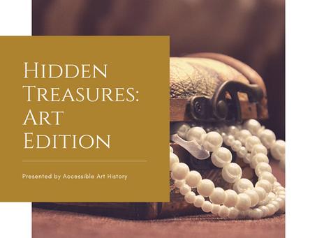 Hidden Treasures: Lost Artistic Masterpieces