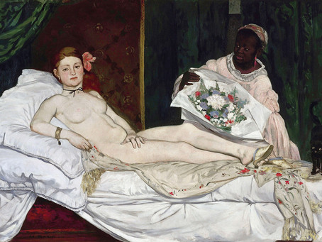 Podcast Episode 36: Olympia by Édouard Manet
