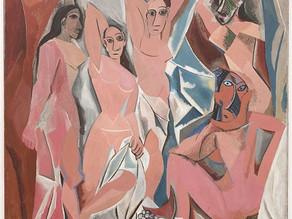 Podcast Episode 41: Les Demoiselles d'Avignon by Pablo Picasso