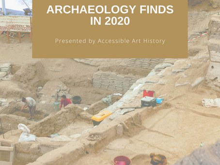 Five Amazing Archaeology Discoveries in 2020