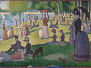Podcast Episode 39: A Sunday Afternoon on La Grande Jatte by Georges Seurat