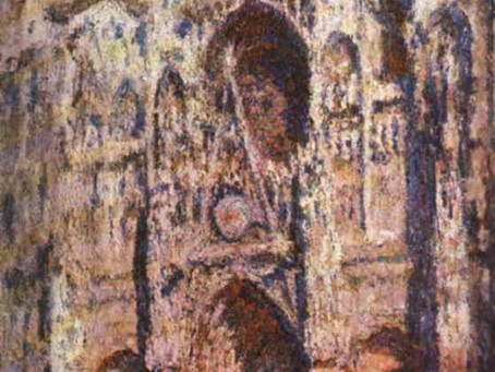 Podcast Episode 38: Rouen Cathedral Series by Claude Monet