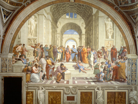 Podcast Episode 20: The School of Athens by Raphael