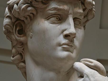 Podcast Episode 19: David by Michelangelo