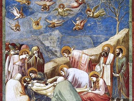 Podcast Episode 15: The Lamentation by Giotto