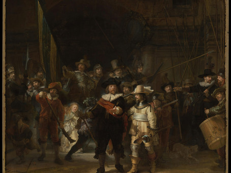 Podcast Episode 24: The Night Watch by Rembrandt