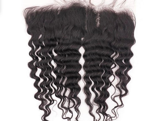 LHS Cambodian Rich Wavy Curl Frontal