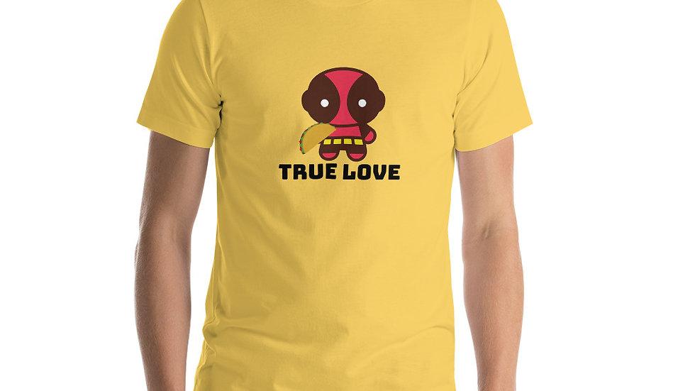 Deadpool True Love Short-Sleeve Unisex T-Shirt