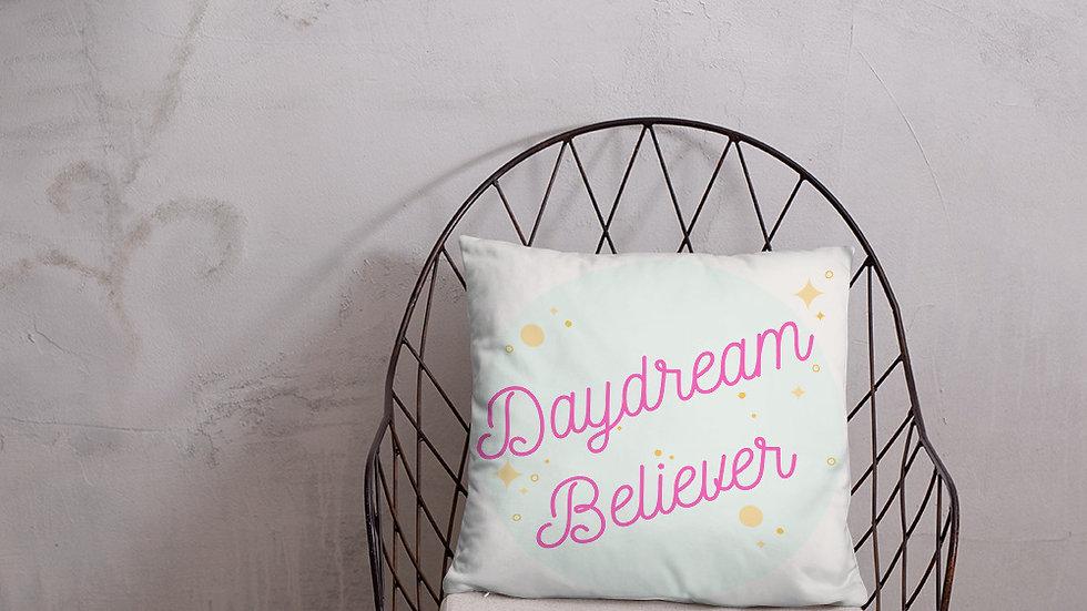 Daydream Believer Basic Pillow