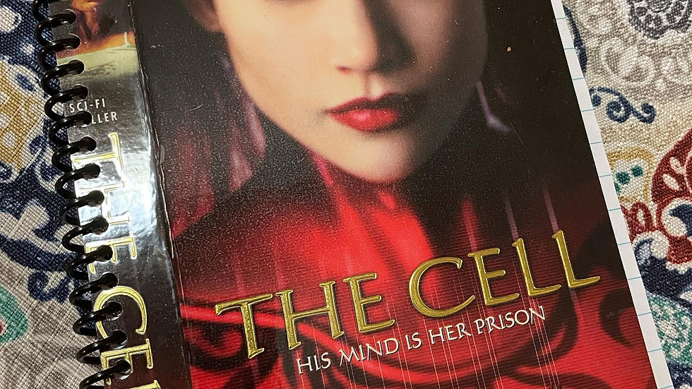 The Cell VHS Cover Journal