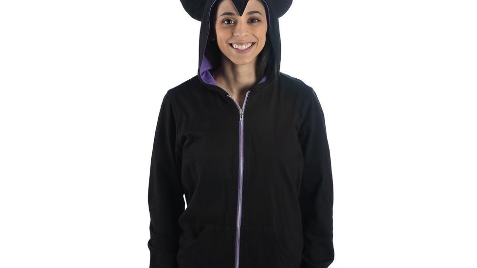 Disney Maleficent Junior Hoodie