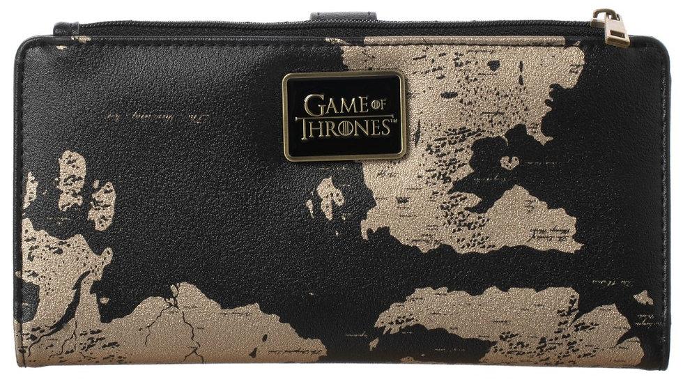 Game of Thrones Westeros Wallet