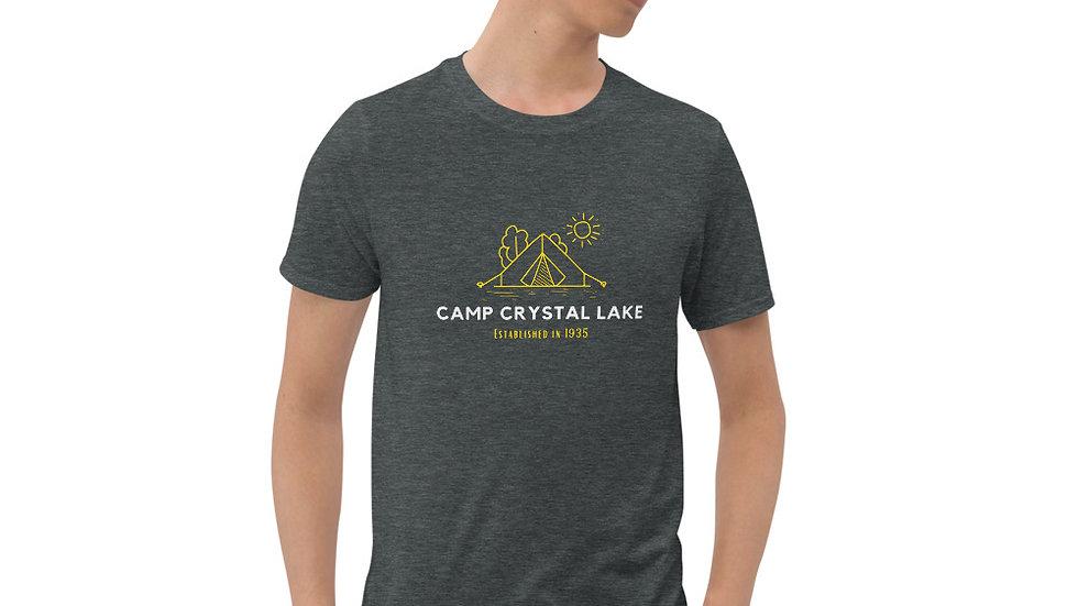 Camp Crystal Lake Short-Sleeve Unisex T-Shirt
