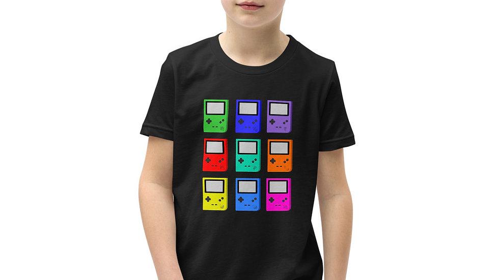 Gameboyz Youth Short Sleeve T-Shirt