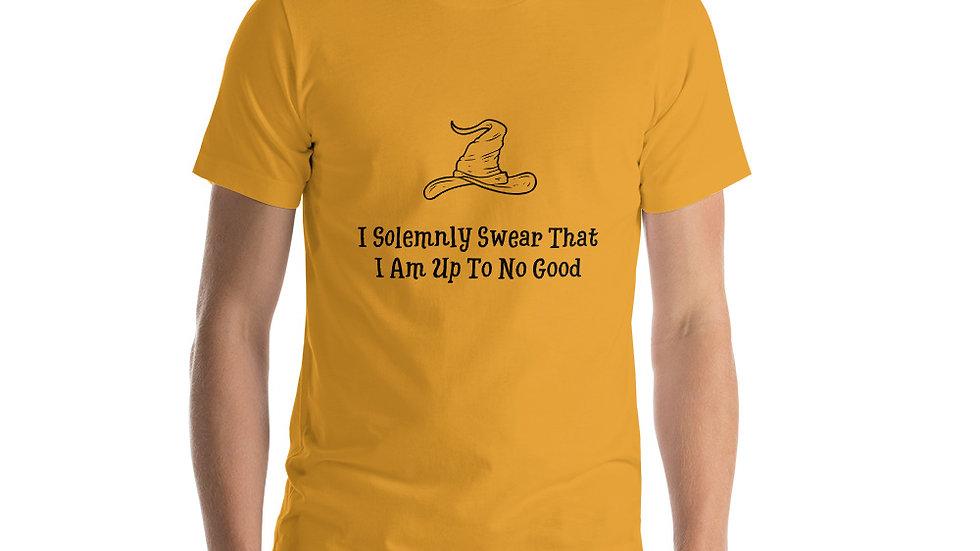 Up to No Good Short-Sleeve Unisex T-Shirt