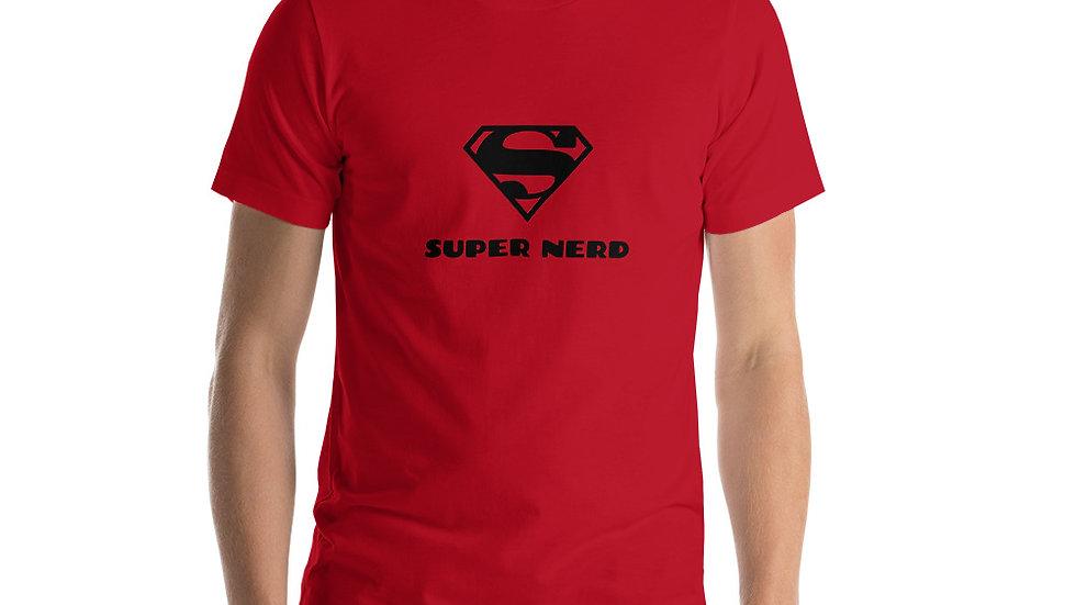 Super Nerd Short-Sleeve Unisex T-Shirt