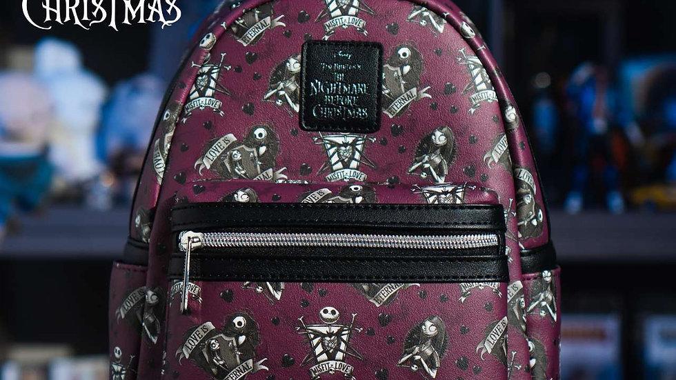 Nightmare Before Christmas Loungefly Backpack