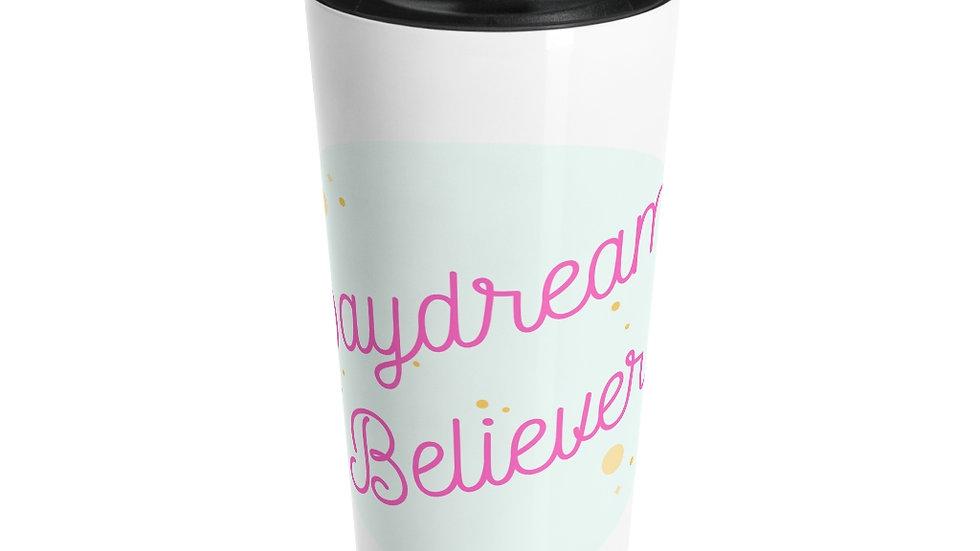 Daydream Believer Stainless Steel Travel Mug