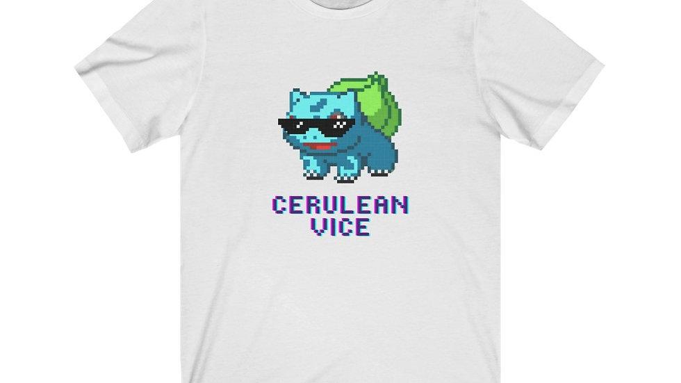Cerulean Vice Unisex Jersey Short Sleeve Tee
