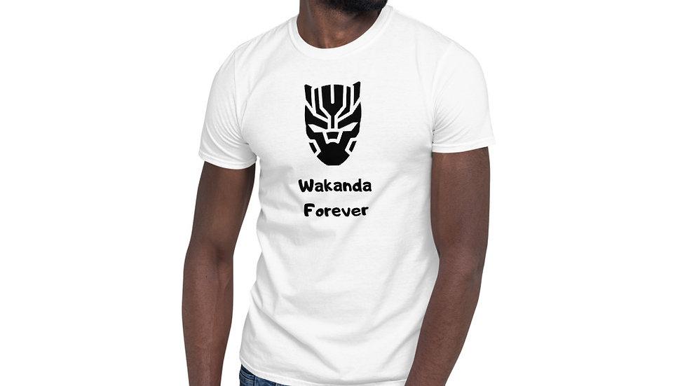 Wakanda Forever Short-Sleeve Unisex T-Shirt