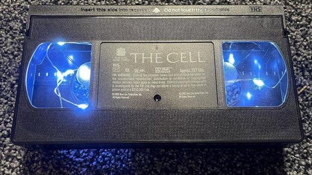 The Cell VHS Nightlight