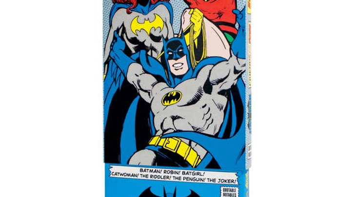 Batman Friends and Foes Card Set