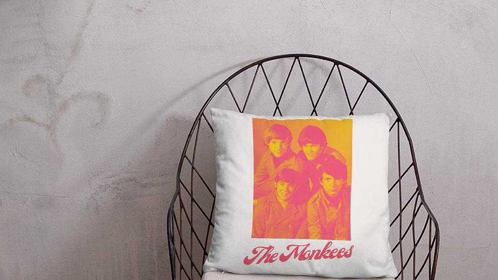 Monkees Basic Pillow