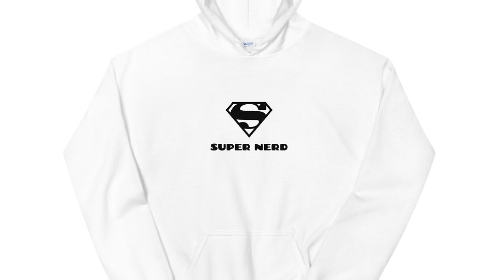 Super Nerd Unisex Hoodie