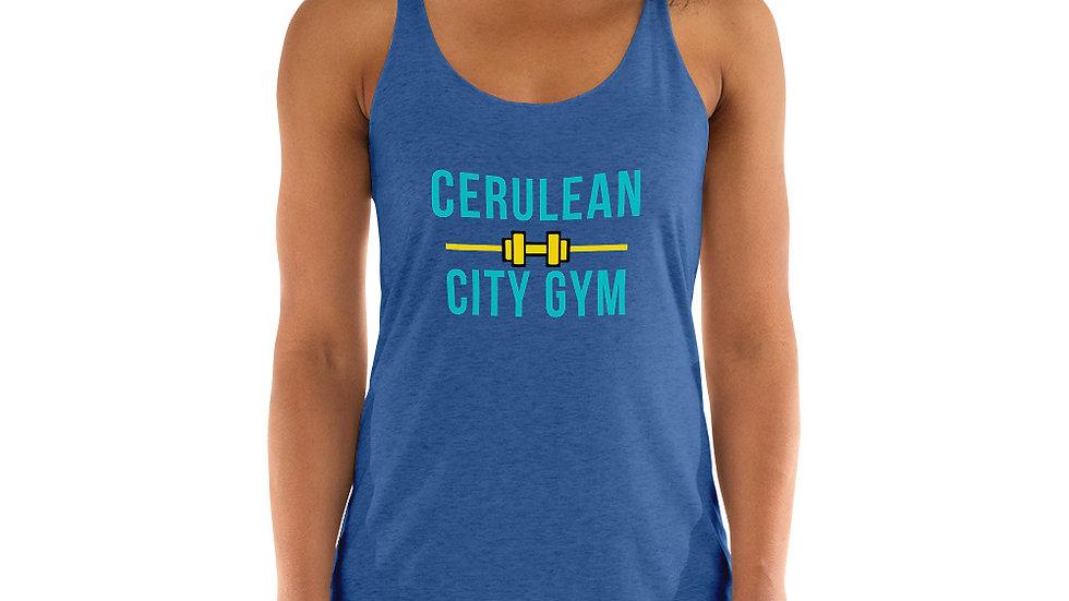 Cerulean City Gym Racerback Tank