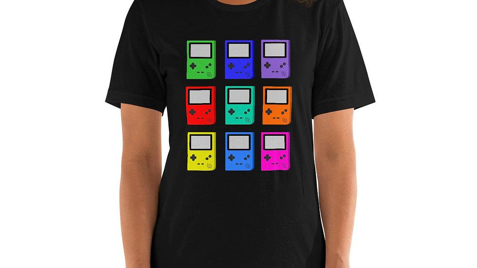 Gameboyz Short-Sleeve Unisex T-Shirt