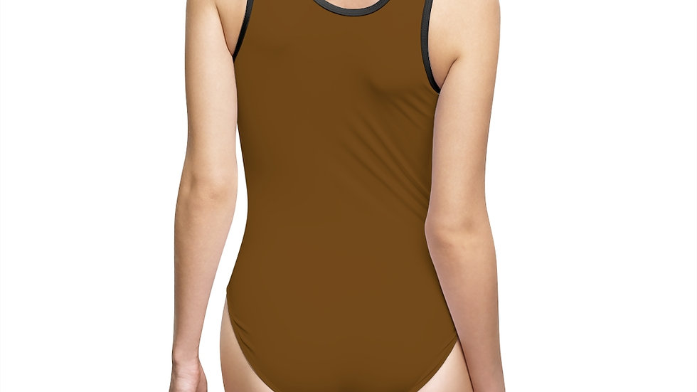 Love is All You Need Women's Classic One-Piece Swimsuit
