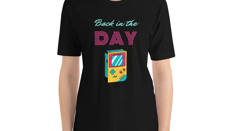 Back in the Day Short-Sleeve Unisex T-Shirt