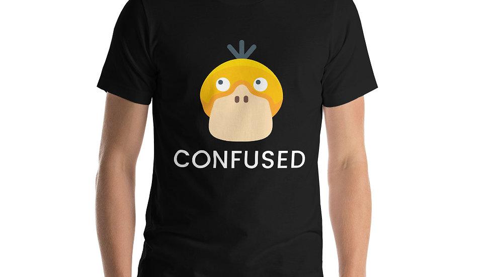 Confused Short-Sleeve Unisex T-Shirt