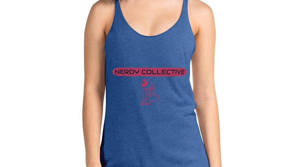 Nerdy Collective Racerback Tank