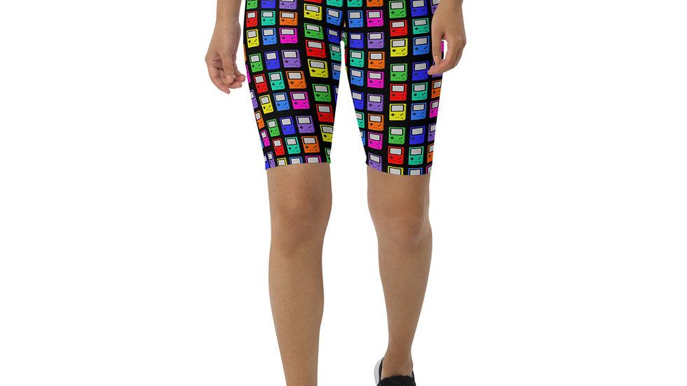 Gameboyz Biker Shorts